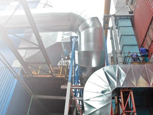 TEKO蒸汽锅炉的环保化