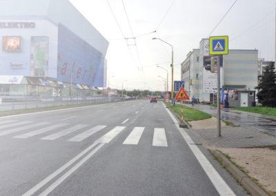 科西策市内土木工程和交通建筑的维修和改造