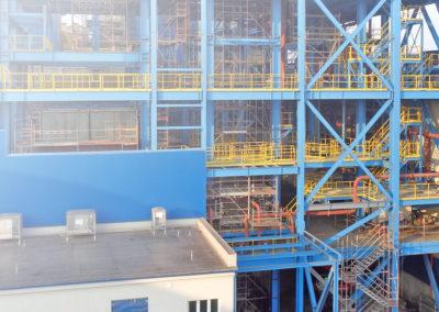 建设K7锅炉项目