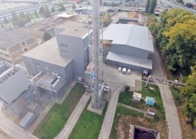 4 MW Biomassekraftwerk