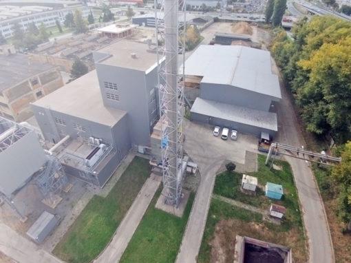 4MW elektráreň na biomasu